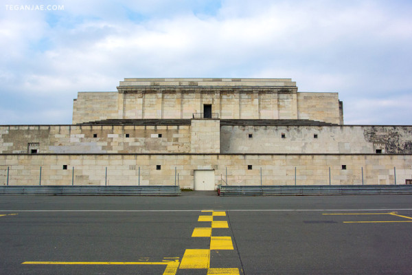 Zeppelin Field - Nazi Party Rally Grounds - Nuremberg, Germany