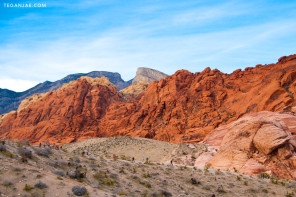 Red Rock Canyon – Las Vegas