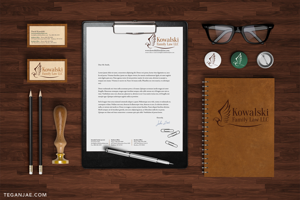 Branding Kowalski Family Law
