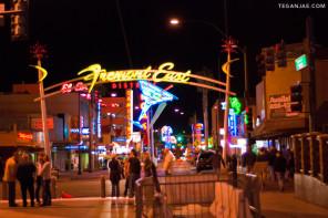 Fremont Street Experience – Las Vegas, Nevada